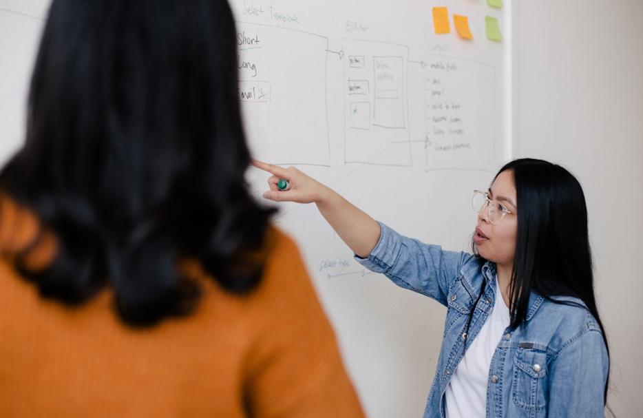 sales management training session