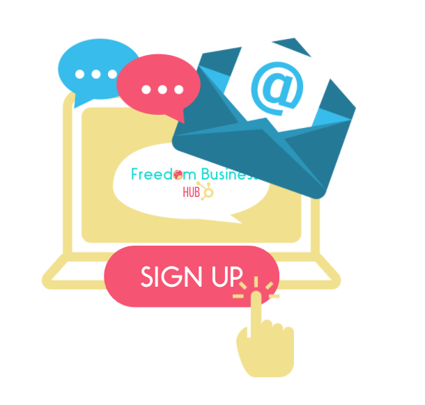 Resources for entrepreneurs email sign up