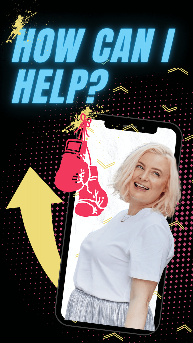 Jade Jemma advertising her sales bootcamp